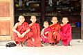 DSC01073 Burma Shan State Inlé Lake South Samka Sagar Monastery (7585430286).jpg