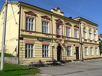Doubrava (Karviná District) - Národní dům (National House)