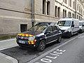 Dacia Duster gendarmerie nationale, Strasbourg 2019 02.jpg