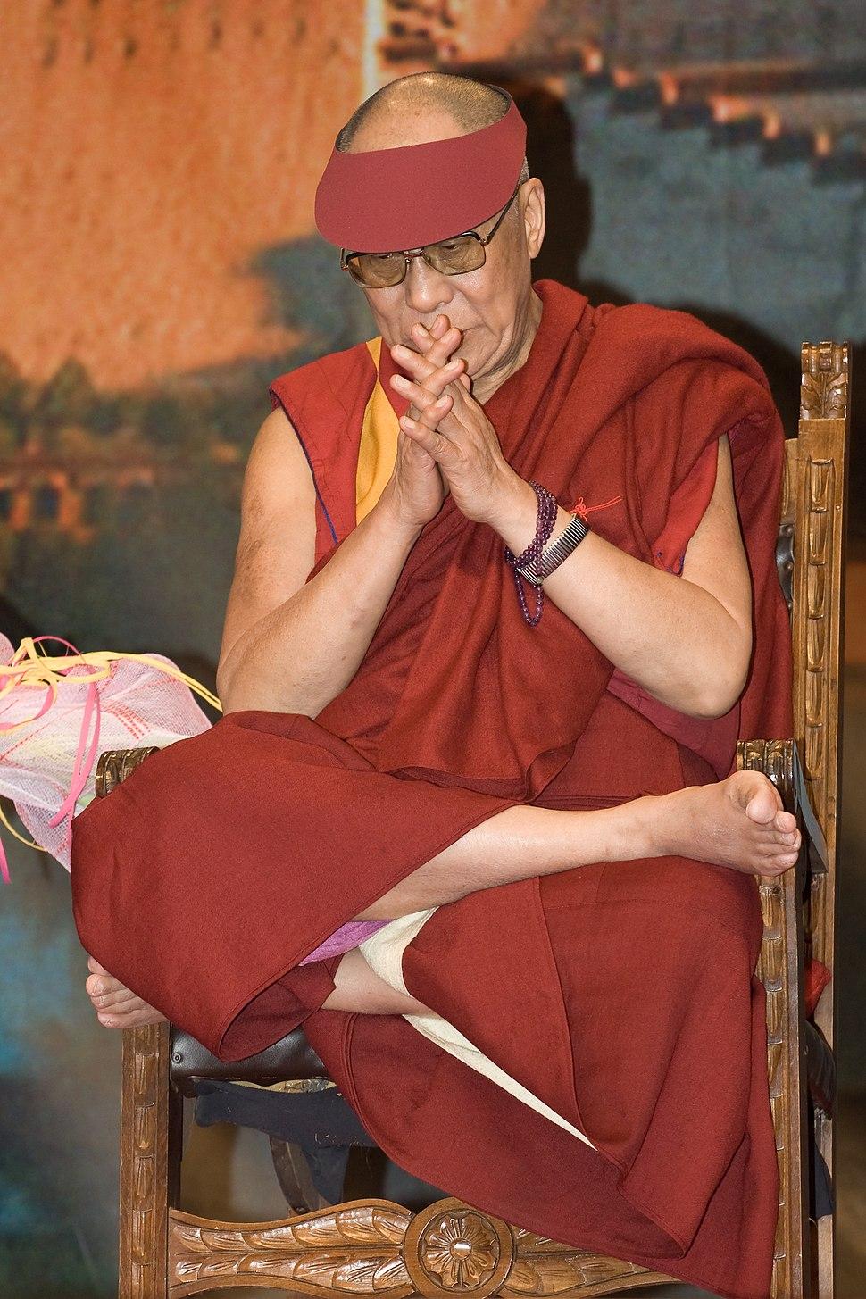 Dalai Lama 1473 Luca Galuzzi 2007