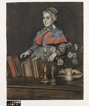 Sidney Browne - Image: Dame Sidney Browne Rrc the Matron in Chief of the T F Nursing Service Art.IWMART2768