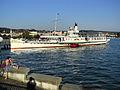 Dampfschiff Stadt Rapperswil - General-Guisan-Quai 2012-07-26 19-24-30 (P7000).JPG