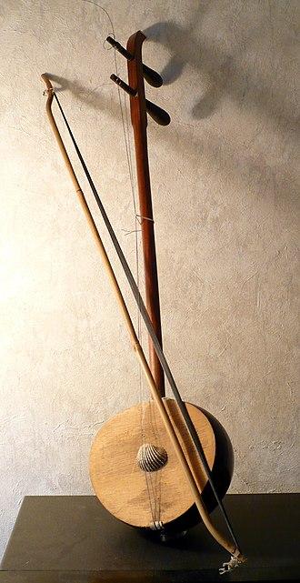 Đàn gáo - Image: Dangao