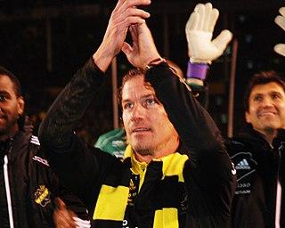 Daniel Tjernström Swedish footballer