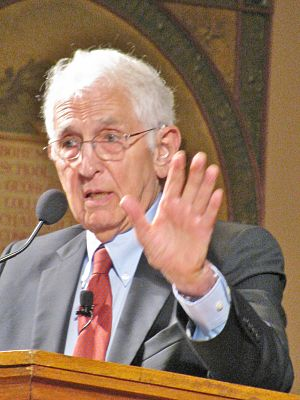 Daniel Ellsberg - Ellsberg at Georgetown University in 2014