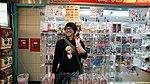 Danny Choo at Taipei City Mall 20120202 1.jpg
