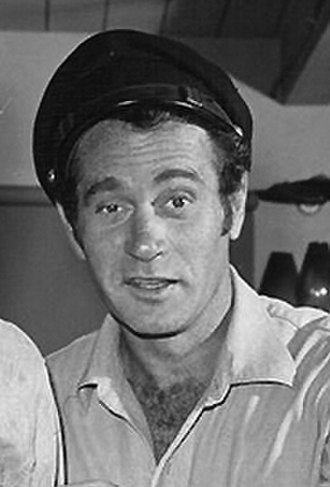 Darren McGavin - McGavin in Riverboat, 1960