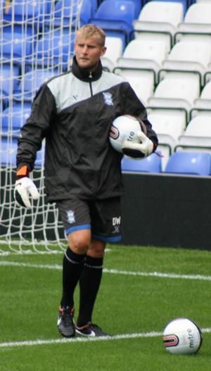 David Watson (footballer, born 1973) - Image: Davewatsonwiki