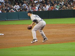 David Adams (baseball) - Adams at Minute Maid Park in September 2013.