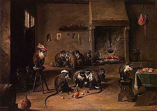Monkeys in the Kitchen