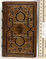 De elementis et eorum mixtionibus libri quinque. -and- In Ciceronis Partitiones commentaria. - Upper cover (Davis338).jpg