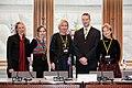 De nordiska kulturministrarna vid Nordiska Radets session i Stockholm.jpg