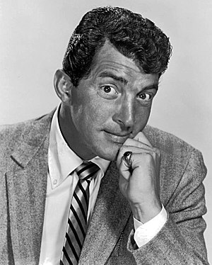Dean Martin - A publicity photo for Bells Are Ringing, 1960