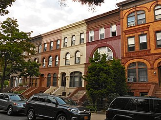 Bedford–Stuyvesant, Brooklyn - On Decatur Street
