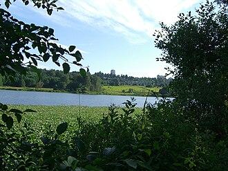 Deer Lake (British Columbia) - Deer Lake