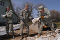 Defense.gov News Photo 110414-F-WA217-103 - U.S. Air Force Senior Airman Casey Pritchard left and Staff Sgt. Sam Wagner both with the 119th Civil Engineer Squadron and Army Staff Sgt.jpg