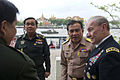 Defense.gov News Photo 120605-D-VO565-014 - Chairman of the Joint Chiefs of Staff Gen. Martin E. Dempsey talks with Thailand s Joint Chiefs during a visit to Bangkok Thailand on June 5 2012.jpg