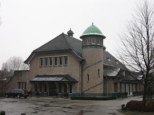 Agnetapark - Lindenhof in Agnetapark