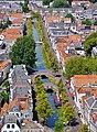 Delft Blick von der Nieuwe Kerk auf die Grachten 6.jpg