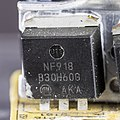 Delta Electronics ADP-36BF - board - ON Semiconductor B30H60G-4104.jpg