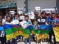 Demonstrations and protests for the freedom of Salim Yezza in Inoughissen 5.jpg