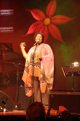 Denise Jannah in 2006