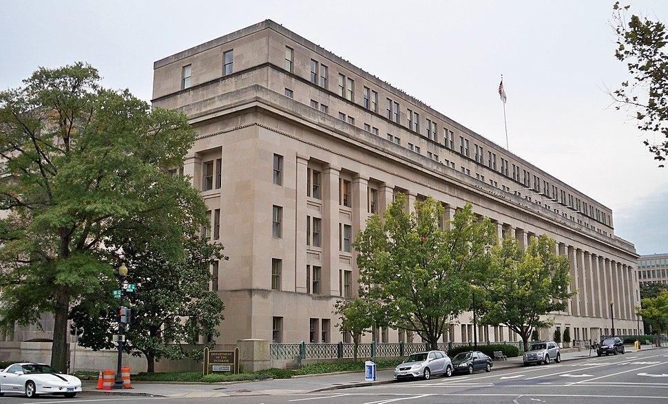 Department of the Interior by Matthew Bisanz