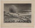 Descente du ballon le Neptune dans les falaises du Cap Gris-Nez LCCN2002722679.tif