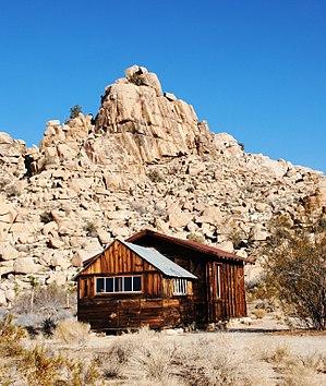 Keys Desert Queen Ranch - Image: Desert Queen Ranch school house 1