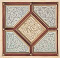 Design for a coffered ceiling with alternative decorative patterns MET DP811825.jpg