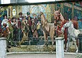 Detail of Horse Fair mosaic - geograph.org.uk - 1671875.jpg