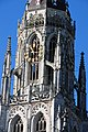 "Detail of the 94 m all churchtower of the ""Onze lieve Vrouwe church"" Breda - panoramio.jpg"