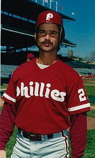Dickie Thon Puerto Rican baseball player