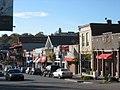 Dickson Street (Fayetteville, Arkansas - 2006).jpg