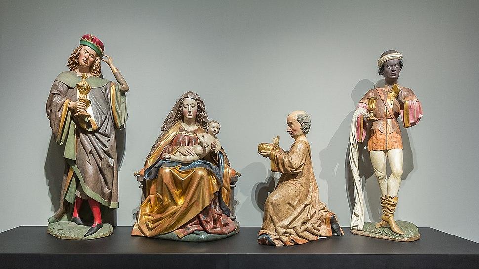 Die Heiligen Drei K%C3%B6nige. Mythos, Kunst und Kult - Museum Schn%C3%BCtgen-0989