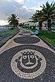 Die gepflegte Strandpromenade von Santa Cruz, Madeira. 05.jpg