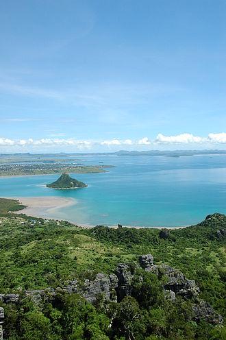 Antsiranana Bay - Image: Diego bay