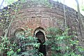 Dilapidated temple of Dalal para in Goghat PS, Hooghly district 01.jpg