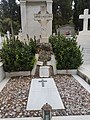 Dimitrios N. Mpotsaris grave 1st cemet Athens.jpg