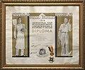 Diploma- De Coster, Onbekend, Bakkerijmuseum Veurne, Diploma, 14470.jpg