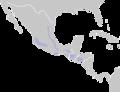 Distribution.lampornis.amethystinus.png