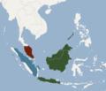 Distribution of Cheiromeles torquatus.png