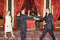 Dmitry Medvedev and Barack Obama 6 July-12.jpg
