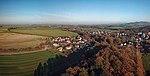 Doberschau-Gaußig Günthersdorf Aerial Pan.jpg