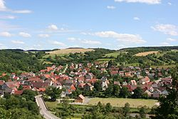Doerzbach-Hohebach von Norden 20070624.jpg