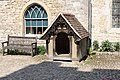 Dog Kennel at Ightham Mote - geograph.org.uk - 1299193.jpg