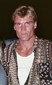 Lundgren in 1990