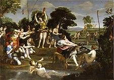 Domenichino - La caccia di Diana (Galleria Borghese).jpg