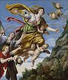 Domenichino - Mary Magdalene Taken up to Heaven - WGA06400.jpg