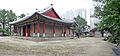 Dongmyo Shrine Memorial Hall - Seoul, South Korea 13-03136&7.JPG